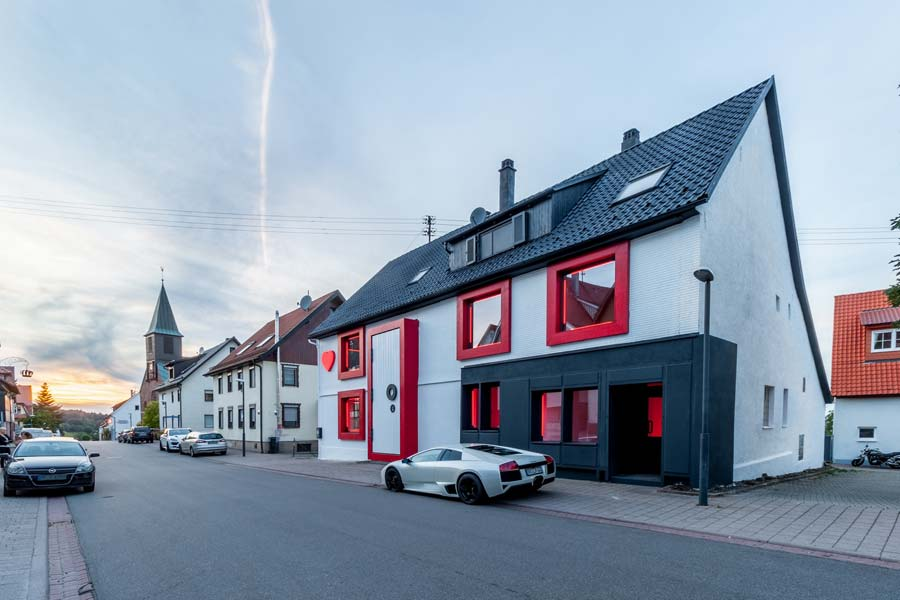 Dollhaus Grunbach - Fabrikloft - Andreas Sarow