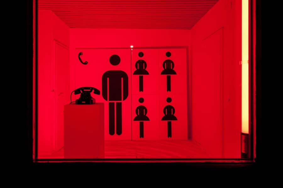 Dollhaus Grunbach - Fabrikloft - Andreas Sarow -Selection
